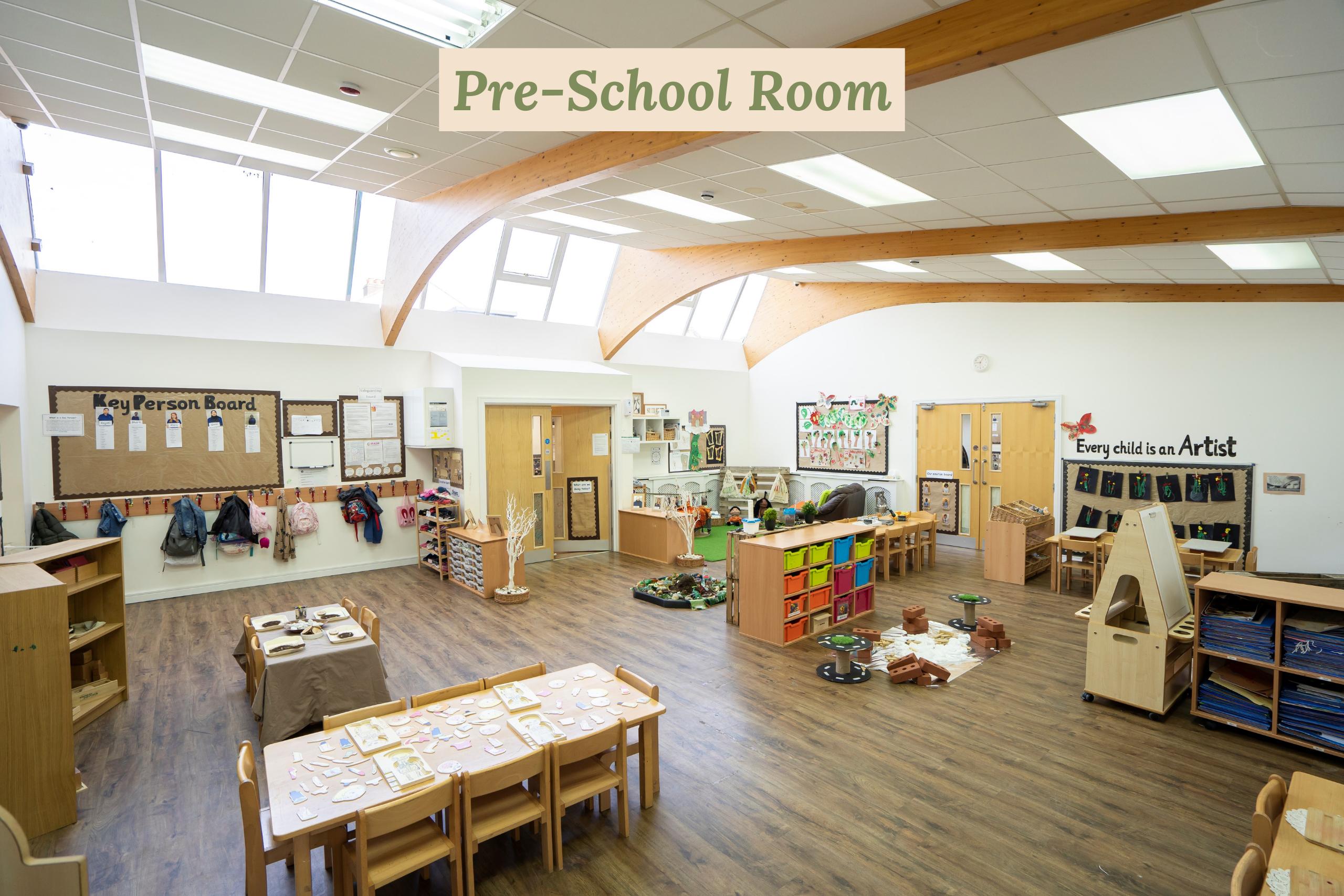 FDN Preschool Room - Revised