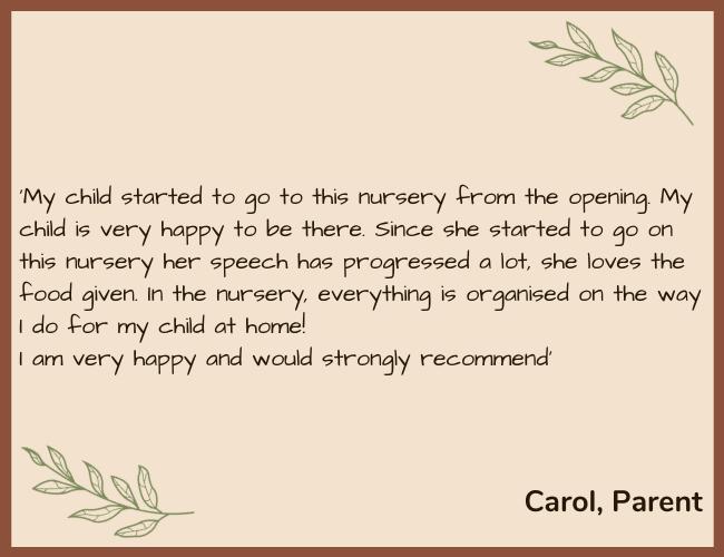FDN Testimonial Brown - Carol Parent